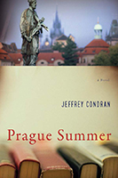 """Prague Summer"" book cover"